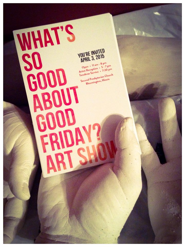 What's So Good About Good Friday Art Show?