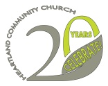 Heartland Community Church's 20th Year Anniversary Celebration