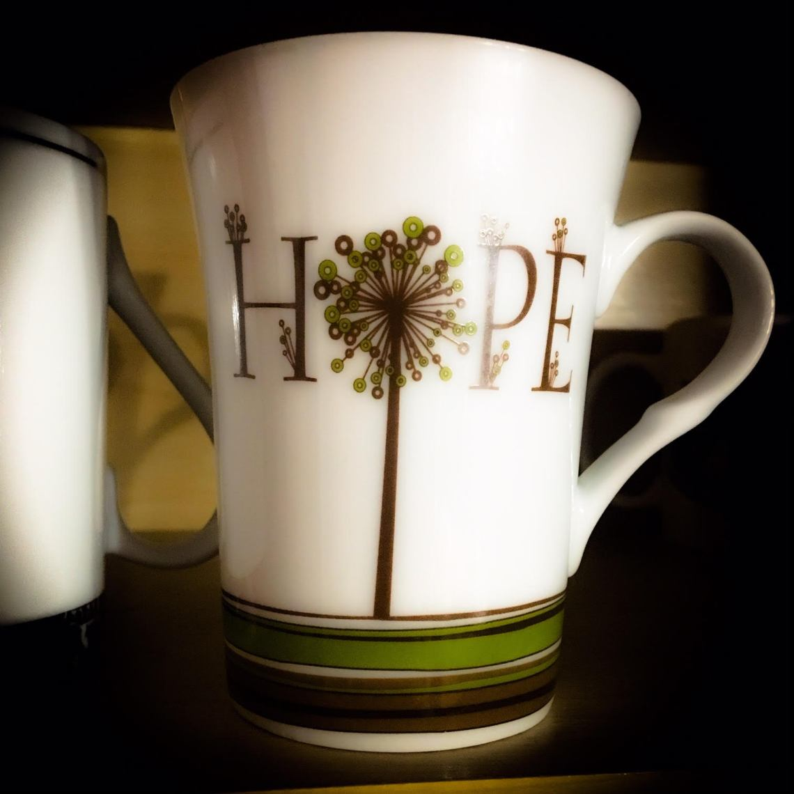 hope coffee cup